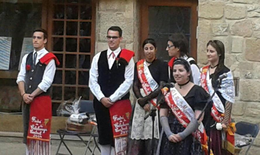 El pubillatge de Castellbell i el vilar, en posicions destacades a la Proclamació de la Pubilla i Hereu de la Catalunya Central celebrat a Solsona .