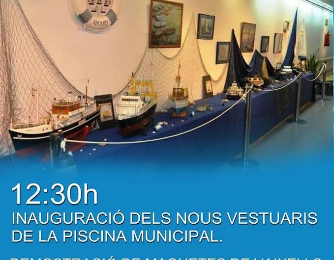 Castellbell i el Vilar inaugurarà aquest diumenge la remodelació dels vestidors de la Piscina Municipal.