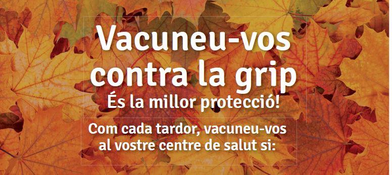 Aquest dilluns ha començat la campanya de vacunació contra la grip.