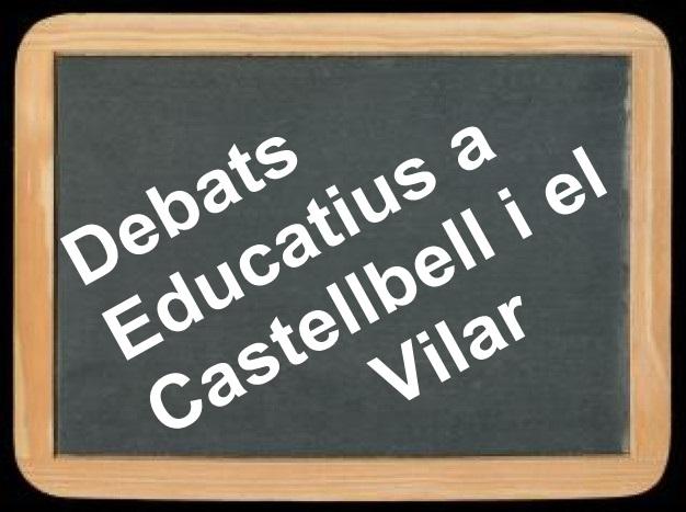 L´ajuntament de Castellbell i el Vilar farà debats educatius