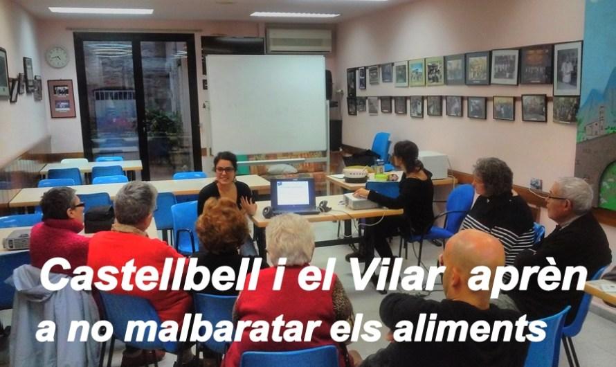Castellbell i el Vilar aprèn a no malbaratar aliments.