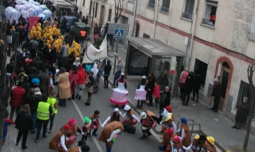 La música i l'animació acompanyaran la festa de Carnestoltes a Castellbell i el Vilar