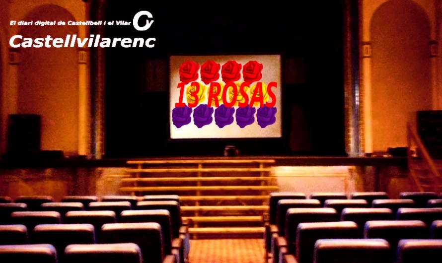 """Els actes del dia de la dona finalitzen amb la projecció de la pel·lícula """" 13 Rosas """""""
