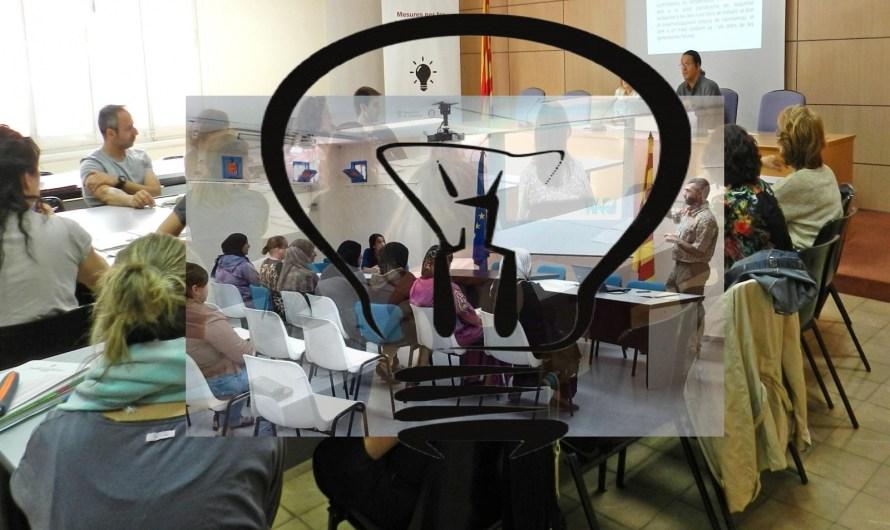 El Consell Comarcal del Bages fa activitats preventives amb diferents col•lectius per pal•liar la pobresa energètica
