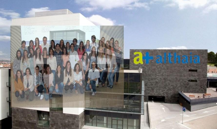 21 nous professionals es formaran com a especialistes a Althaia