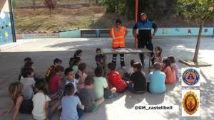 Foto Guàrdia Municipal Castellbell i el Vilar