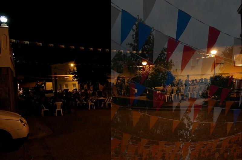 Èxit al tradicional sopar dels veïns, del barri Sellarès, de Castellbell i el Vilar .