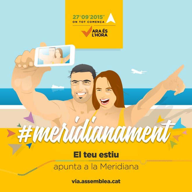 #Meridianament