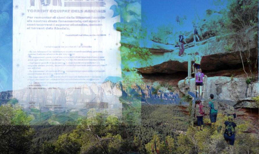 La inauguració «A contracorrent« dóna el tret de sortida de la Festa Major a Castellbell i el Vilar