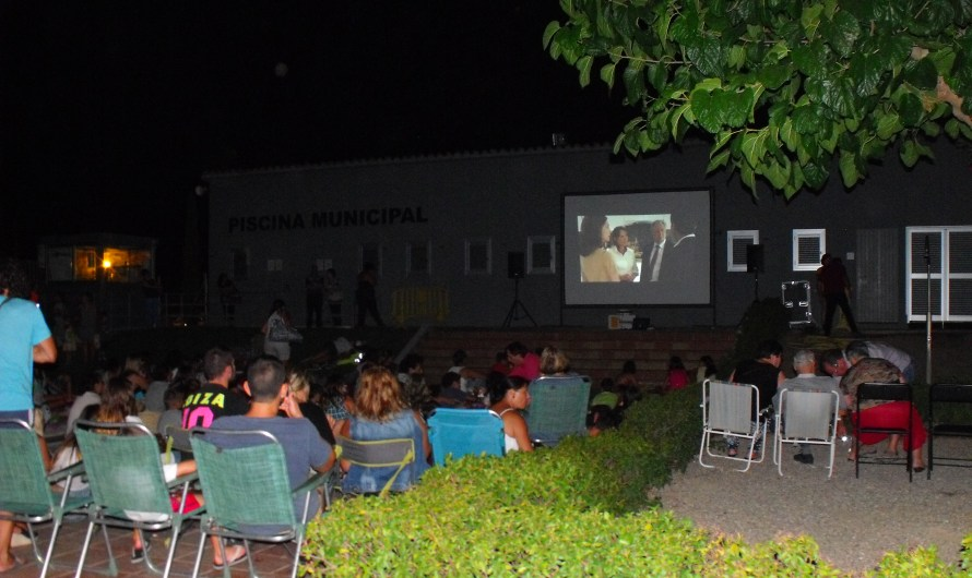 LA FESTA MAJOR CONTÍNUA: CINEMA A LA FRESCA