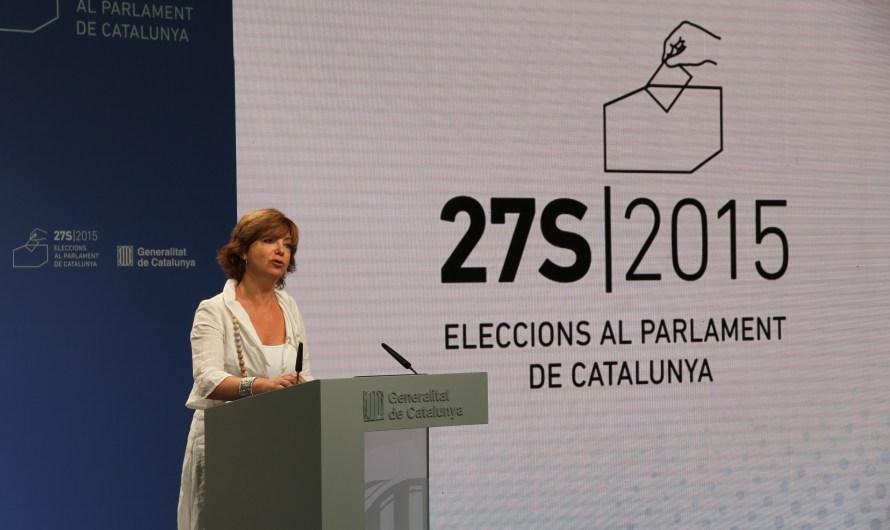 Tot a punt la jornada electoral de demà diumenge