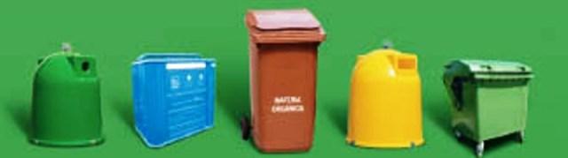 Resultat d'imatges de contenidors reciclatge