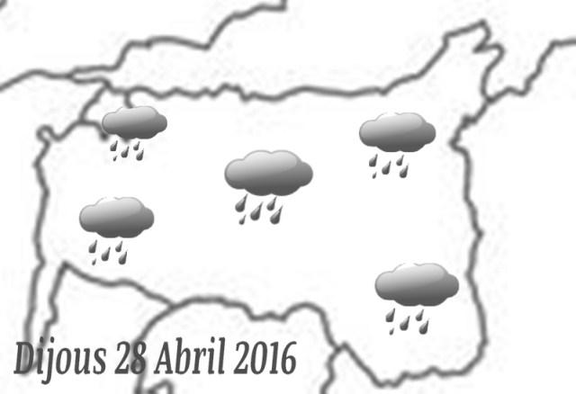 Mapa CiV Dijous 28 abril 2016