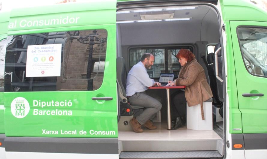 La UMIC( UNITAT MÒBIL D'INFORMACIÓ AL CONSUMIDOR) visitarà Castellbell i el Vilar el dimecres 15 de Juny