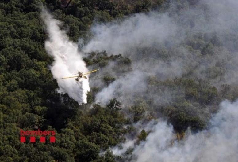 El Govern aboca els màxims recursos econòmics i humans possibles per encarar la campanya forestal d'incendis 2016