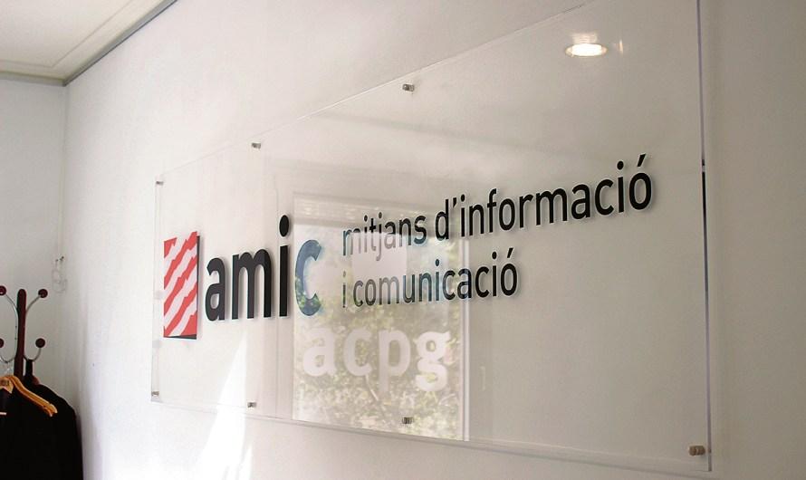 """Entrevista a Ramon Grau, president de l'AMIC: """"No sé si som una estructura d'estat, però gairebé"""""""