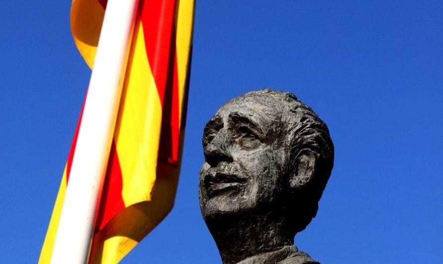 El bon temps d'estiu acompanya els actes institucionals del onze de setembre a Castellbell i el Vilar