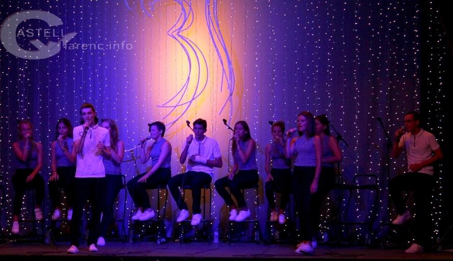 FICCCC'16: El cor Giovinetto fa vibrar a un públic entregat a Castellbell i el Vilar.