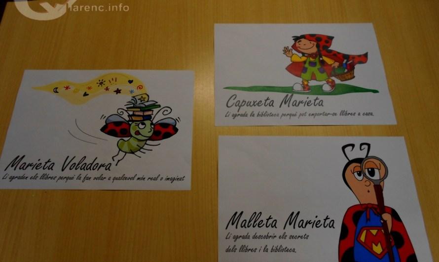 Castellbell i el Vilar obre les votacions per escollir la mascota infantil de la Biblioteca Municipal Maria Malla.