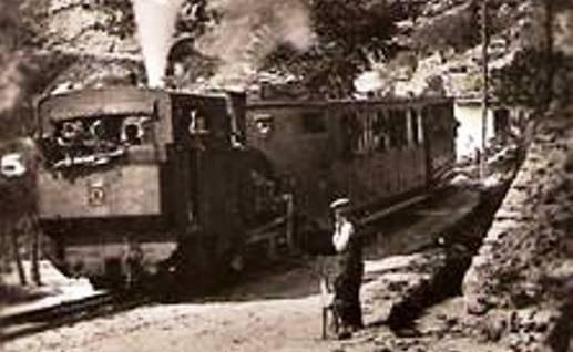 Castellbell i el Vilar ha commemorat aquest cap de setmana els actes del 125è aniversari de l'antic tren cremallera a Montserrat.