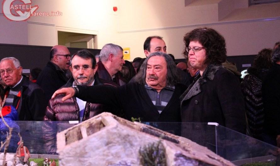 Ha mort el mestre artesà pessebrista i veí de Castellbell i el Vilar Josep Maria Cots i Font