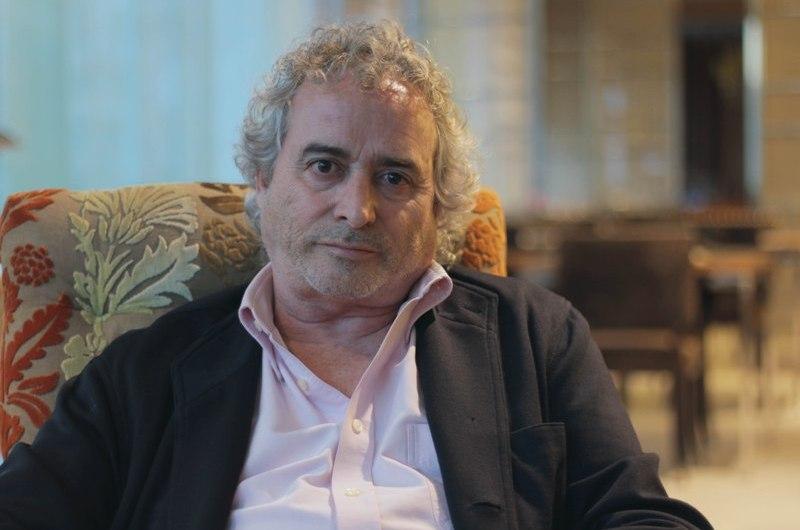 """Ildefonso Falcones, escriptor """"Intento reflexionar molt poc, les meves novel·les són d'entreteniment"""""""