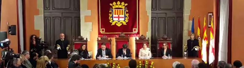 Manresa inaugura els actes commemoratius del 125è aniversari de «Les bases de Manresa»