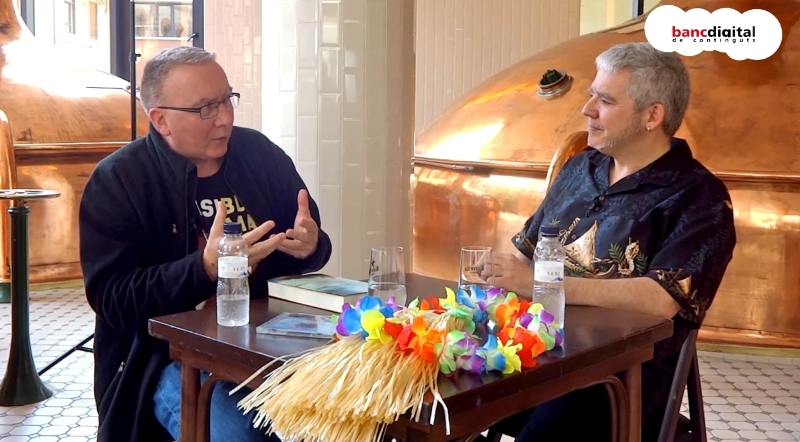 Entrevista de Mathew Tree a Màrius Serra
