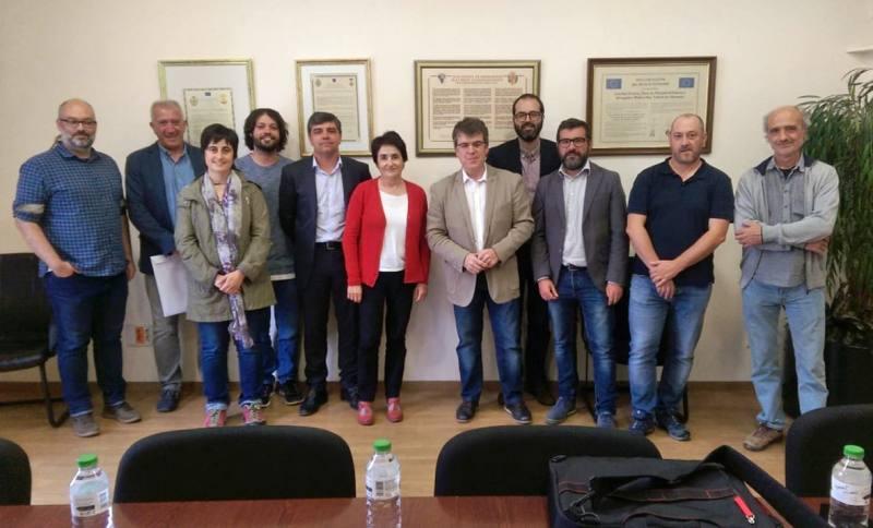 La diputació de Barcelona dona un nou impuls del Parc Rural de Montserrat