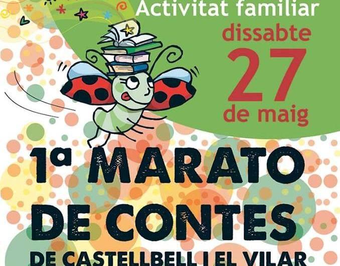 Castellbell i el Vilar viu una marató de contes infantils.