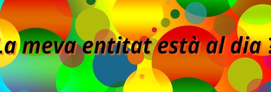Les entitats locals de Castellbell i el vilar passen la ITA (inspecció Tècnica d'Associacions).