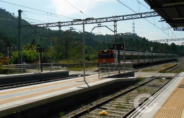 tren Rodalies Castellbell