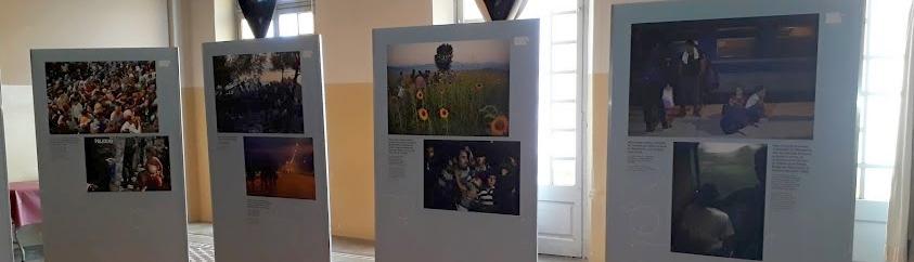 Castellbell i el Vilar clou les activitats dedicades als refugiats.