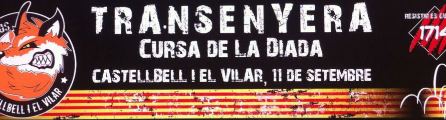 Últims dies per inscriure't  a la Transenyera – Cursa de la Diada, a Castellbell i el Vilar.