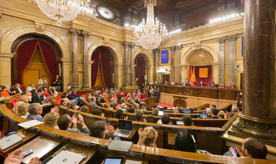 El Parlament de la dotzena legislatura s'ha de constituir com a molt tard el 23 de gener