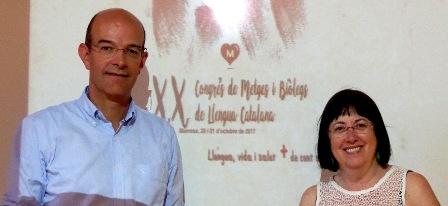 El XX Congrés de Metges i Biòlegs de Llengua Catalana es presenta a la Universitat Catalana d'Estiu