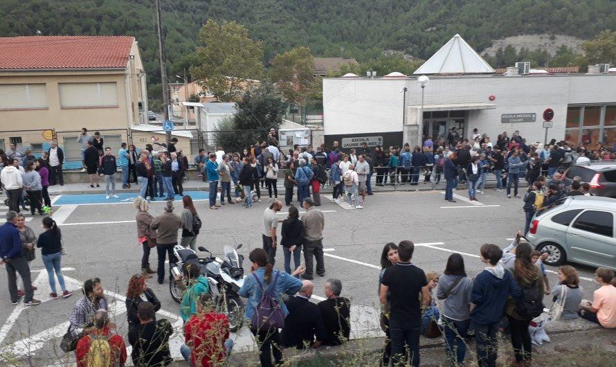 Resultats del 1-O/Referèndum a Castellbell i el Vilar