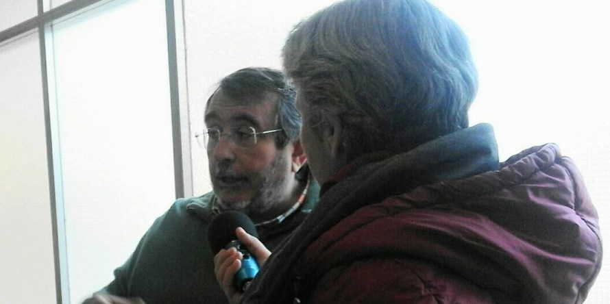 Vídeo:Parlem amb Santi Llopart sobre el pessebre monumental de Castellbell i el Vilar