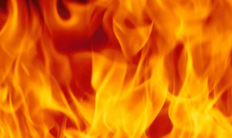 S'incendia l'esglèsia de Monistrol de Montserrat…
