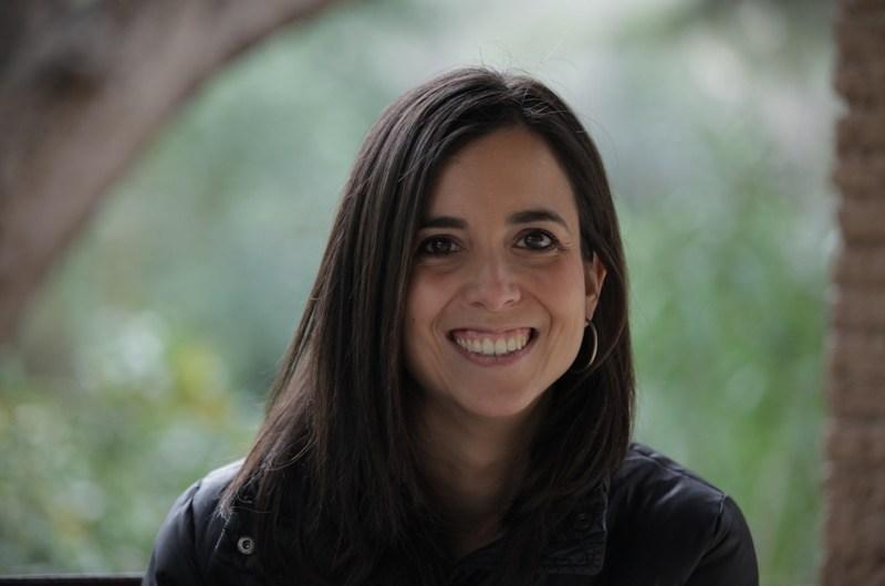 Entrevista amb Laura Rosel presentadora del Preguntes Freqüents( FAQs)