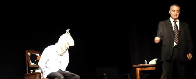 El grup Turio Teatre, porta l'obra teatral «Pedro y el Capitán» a Castellbell i el Vilar