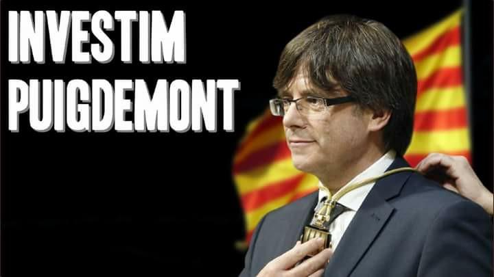 Llibertat amb fiança per a Carles Puigdemont