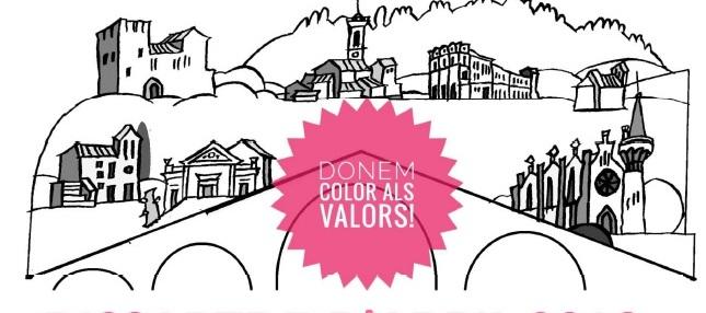 Castellbell i el Vilar pintarà murals per la convivència