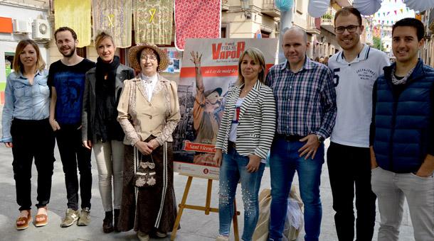 Sant Vicenç de Castellet celebra aquest cap de setmana, la 10ª Fira del Vapor