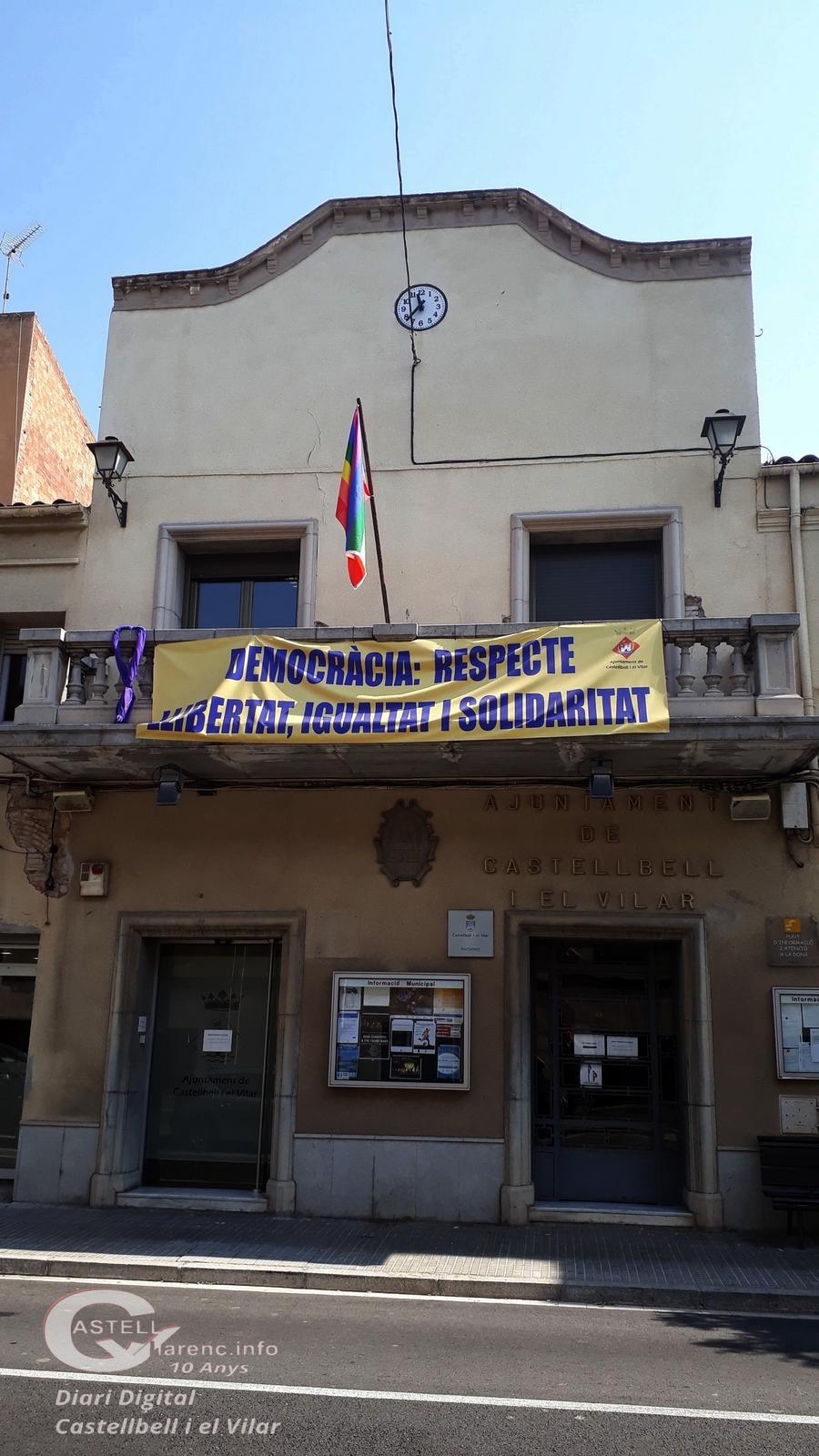 Ajuntament_bandera LGTB