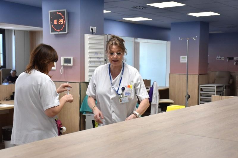 hospital Oncologic Manresa