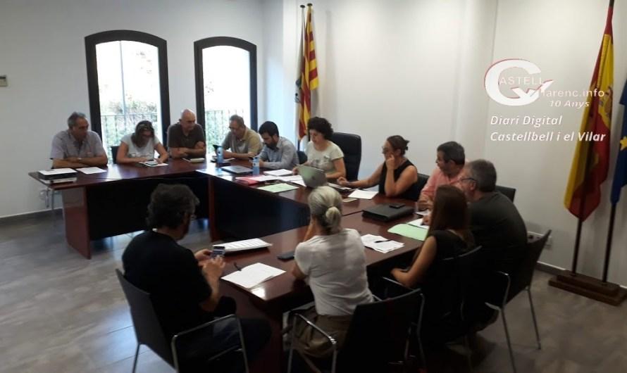 El Ple de l'Ajuntament de Castellbell i el Vilar aprova definitivament el pressupost municipal 2018