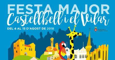 Demà dissabte 4 d'agost arrenca la Festa Major més musical a Castellbell i el Vilar