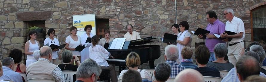 Lluïda presentació de la 39ena edició del FICCCC a Castellbell i el Vilar