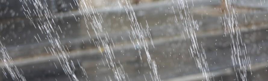 Diumenge de Festa Major a Castellbell i el Vilar, passat per aigua!!!!